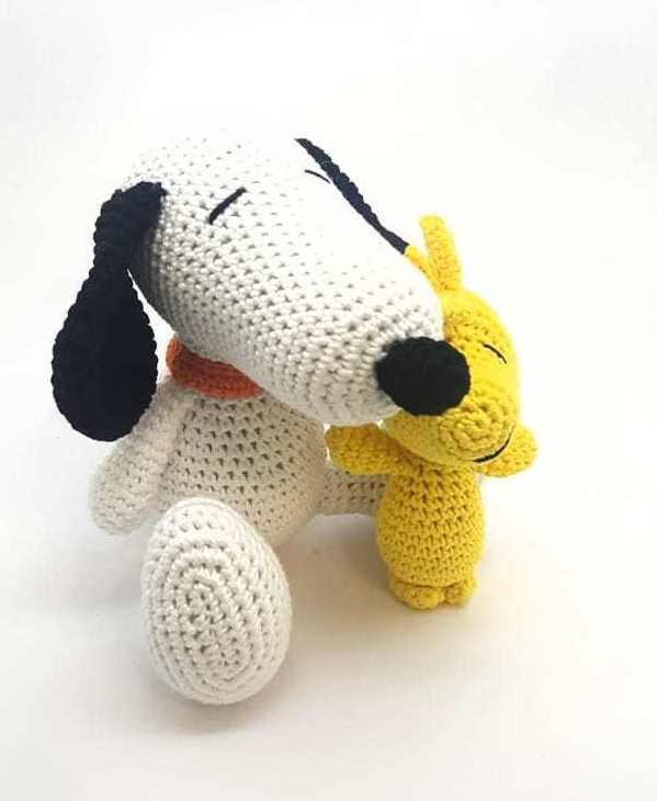 Snoopy y Woodstock
